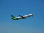 kiyohsさんが、成田国際空港で撮影した春秋航空日本 737-86Nの航空フォト(飛行機 写真・画像)