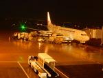 kiyohsさんが、関西国際空港で撮影した日本トランスオーシャン航空 737-8Q3の航空フォト(飛行機 写真・画像)
