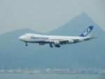 kiyohsさんが、香港国際空港で撮影した日本貨物航空 747-8KZF/SCDの航空フォト(飛行機 写真・画像)