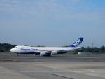 kiyohsさんが、成田国際空港で撮影した日本貨物航空 747-8KZF/SCDの航空フォト(飛行機 写真・画像)
