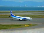 kiyohsさんが、中部国際空港で撮影した全日空 737-881の航空フォト(写真)