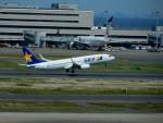 kiyohsさんが、羽田空港で撮影したスカイマーク 737-8FZの航空フォト(飛行機 写真・画像)