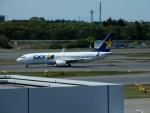 kiyohsさんが、成田国際空港で撮影したスカイマーク 737-8HXの航空フォト(飛行機 写真・画像)