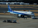 kiyohsさんが、成田国際空港で撮影した全日空 A320-271Nの航空フォト(写真)