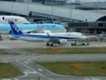 kiyohsさんが、関西国際空港で撮影した全日空 A320-271Nの航空フォト(写真)