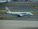 kiyohsさんが、羽田空港で撮影したジェイ・エア ERJ-170-100 (ERJ-170STD)の航空フォト(写真)