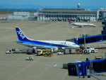 kiyohsさんが、中部国際空港で撮影したANAウイングス 737-54Kの航空フォト(飛行機 写真・画像)