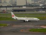 kiyohsさんが、羽田空港で撮影した日本航空 737-846の航空フォト(飛行機 写真・画像)