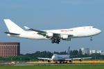 Mar Changさんが、成田国際空港で撮影したカリッタ エア 747-4B5F/SCDの航空フォト(飛行機 写真・画像)