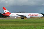 Mar Changさんが、成田国際空港で撮影したオーストリア航空 777-2Z9/ERの航空フォト(飛行機 写真・画像)