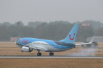 GNPさんが、デュッセルドルフ国際空港で撮影したトゥイフライ 737-7K5の航空フォト(写真)