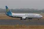 GNPさんが、デュッセルドルフ国際空港で撮影したウクライナ国際航空 737-84Rの航空フォト(写真)