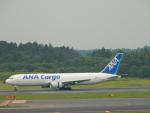 kiyohsさんが、成田国際空港で撮影した全日空 767-381Fの航空フォト(写真)