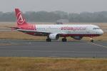 GNPさんが、デュッセルドルフ国際空港で撮影したアトラスグローバル A321-211の航空フォト(写真)