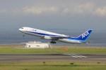 わんだーさんが、中部国際空港で撮影した全日空 767-381/ERの航空フォト(写真)