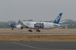 GNPさんが、デュッセルドルフ国際空港で撮影した全日空 787-9の航空フォト(写真)