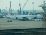 kiyohsさんが、上海浦東国際空港で撮影した日本航空 767-346/ERの航空フォト(写真)