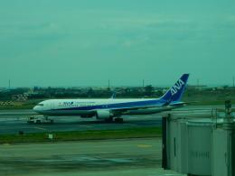 kiyohsさんが、台湾桃園国際空港で撮影した全日空 767-381/ERの航空フォト(飛行機 写真・画像)