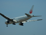 kiyohsさんが、上海虹橋国際空港で撮影した日本航空 777-246/ERの航空フォト(写真)