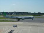 kiyohsさんが、成田国際空港で撮影した日本航空 777-346/ERの航空フォト(写真)