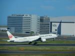 kiyohsさんが、羽田空港で撮影した日本航空 777-346の航空フォト(写真)