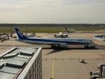 kiyohsさんが、フランクフルト国際空港で撮影した全日空 777-381/ERの航空フォト(写真)