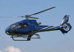 チャーリーマイクさんが、東京ヘリポートで撮影した静岡エアコミュータ EC130B4の航空フォト(写真)
