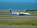 kiyohsさんが、中部国際空港で撮影したANAウイングス DHC-8-402Q Dash 8の航空フォト(飛行機 写真・画像)