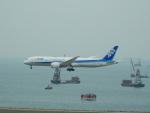 kiyohsさんが、香港国際空港で撮影した全日空 787-9の航空フォト(写真)