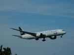 kiyohsさんが、成田国際空港で撮影した全日空 787-9の航空フォト(飛行機 写真・画像)