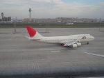 kiyohsさんが、羽田空港で撮影した日本航空 747-446の航空フォト(飛行機 写真・画像)
