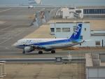 kiyohsさんが、羽田空港で撮影した全日空 A320-211の航空フォト(飛行機 写真・画像)