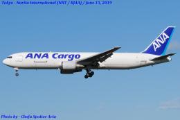 Chofu Spotter Ariaさんが、成田国際空港で撮影した全日空 767-381/ER(BCF)の航空フォト(写真)