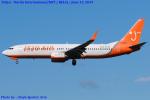 Chofu Spotter Ariaさんが、成田国際空港で撮影したチェジュ航空 737-8Q8の航空フォト(飛行機 写真・画像)
