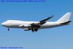 Chofu Spotter Ariaさんが、成田国際空港で撮影したアトラス航空 747-4KZF/SCDの航空フォト(写真)