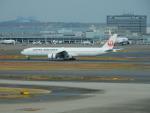 kiyohsさんが、羽田空港で撮影した日本航空 777-346の航空フォト(飛行機 写真・画像)