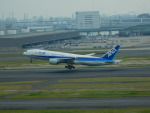 kiyohsさんが、羽田空港で撮影した全日空 777-281の航空フォト(写真)