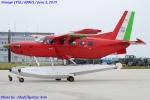 Chofu Spotter Ariaさんが、米子空港で撮影したせとうちSEAPLANES Kodiak 100の航空フォト(飛行機 写真・画像)