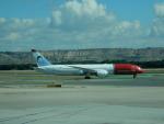 kiyohsさんが、マドリード・バラハス国際空港で撮影したノルウェー・エアシャトル・ロングホール 787-9の航空フォト(飛行機 写真・画像)
