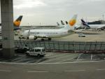 kiyohsさんが、フランクフルト国際空港で撮影したトーマスクック・エアラインズ 737-33Sの航空フォト(飛行機 写真・画像)