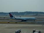 kiyohsさんが、成田国際空港で撮影したデルタ航空 767-3P6/ERの航空フォト(写真)