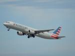 kiyohsさんが、シアトル タコマ国際空港で撮影したアメリカン航空 A321-211の航空フォト(飛行機 写真・画像)
