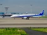 ふくそうじさんが、羽田空港で撮影した全日空 A321-272Nの航空フォト(写真)
