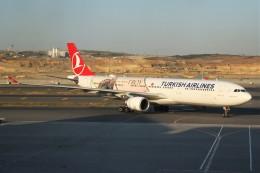 イスタンブール空港 - Istanbul Airport [IST/LTFM]で撮影されたイスタンブール空港 - Istanbul Airport [IST/LTFM]の航空機写真