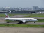 hrjさんが、羽田空港で撮影した日本航空 777-289の航空フォト(写真)