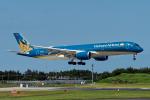 Cozy Gotoさんが、成田国際空港で撮影したベトナム航空 A350-941XWBの航空フォト(写真)