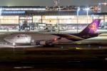 Cozy Gotoさんが、羽田空港で撮影したタイ国際航空 747-4D7の航空フォト(写真)