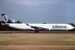 tassさんが、成田国際空港で撮影したサベナ・ベルギー航空 A340-311の航空フォト(写真)