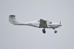 kumagorouさんが、仙台空港で撮影したアルファーアビエィション DA40 Diamond Starの航空フォト(写真)