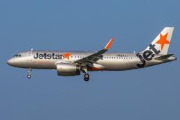 mameshibaさんが、成田国際空港で撮影したジェットスター・ジャパン A320-232の航空フォト(飛行機 写真・画像)